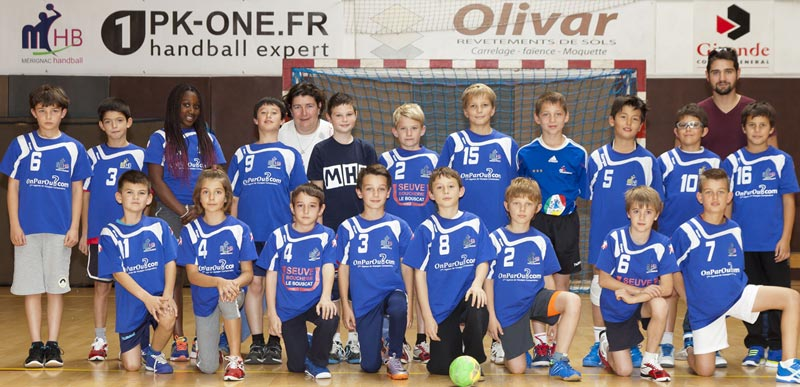 club handball merignac